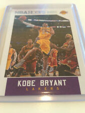 Kobe Bryant Modern (1970-Now) NBA Basketball Trading Cards