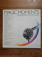 Various ‎– Magic Moments/Yesterday's Hits For Today CBS 54680 Vinyl, LP,