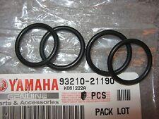 YAMAHA CRANK O-RING QTY4 BW80 DT80 DT100 DT125 DT175 1978-90 NOS OEM 93210-21190