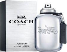 Coach Platinum 3.3 3.4 Oz 100ml Eau de Parfum Spray For Men