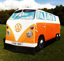 VW Adult Camper Van Tent - Orange