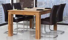 Esstisch Tisch MAISON Wildeiche massiv geölt 150x100 cm