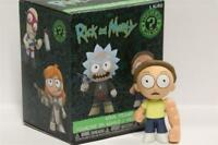 Funko Mystery Mini RICK and MORTY FIGURE SERIES 2 MORTY w/ SENTIENT ARM 1/12