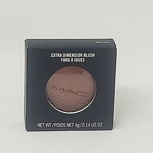 New Authentic M.A.C Extra Dimension Blush Hard to Get 0.14oz./4g