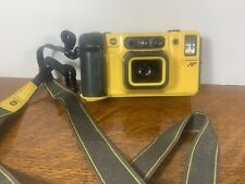 Minolta Weathermatic Dual 35 Underwater Film Camera From Japan with Strap