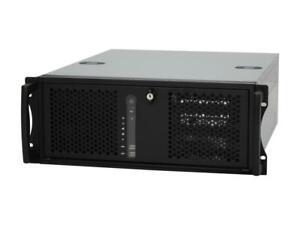 Chenbro Rm42200 System Cabinet - Rack-mountable - Steel 4u - 8 X Bay - 1 X Fan