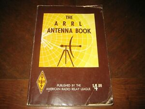 ARRL Antenna Book, 13th Edition, 3rd Printing 1976, Signed by the Author, WD4KIA