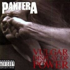 PANTERA - Vulgar Display Of Power CD