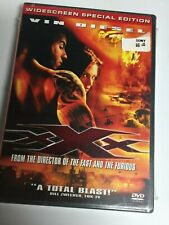 Xxx (Dvd,2002,Special Edition,Widescreen) Vin Diesel,Brand New Sealed! Usa!