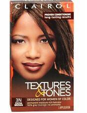 Clairol Textures - Tones 3N Cocoa Brown, 1 ea