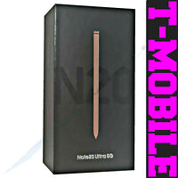 SAMSUNG NOTE 20 ULTRA 5G N986U 128GB Mystic Bronze (T-MOBILE & METROPCS)❖SEALED❖