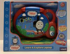 Rare NEW Sealed Thomas The Train VTECH Educational Laptop Electronic Kids Toy