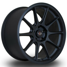 One Rim 18x9.5 Rota STRIKE R 5x114.3 +38 Flat Black Wheel