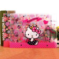Hello Kitty A4 File Bag Document Bag File Folder School Office Supply US SELLER