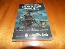 SAS OPERATION BULBASKET WII DAS REICH Panzer Oradour SS Special OP D-Day DVD NEW