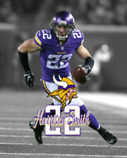 1032afc1 Minnesota Vikings HARRISON SMITH Spotlight Photo 8x10 #1