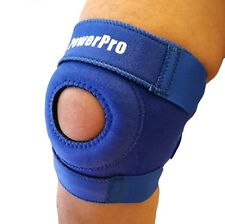 Neoprene Knee Brace support Sports Patella Protector compression brace Blue