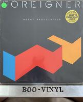 Foreigner - Agent Provocateur;  vinyl  LP; inner lyric sleeve + insert; 1984 Ex