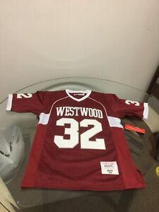 NWT Chicago Bears Khalil Mack Westwood High School Jersey Headgear Medium