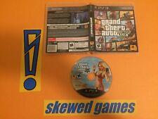 Grand Theft Auto V - GTA 5 - PS3 PlayStation 3 Sony