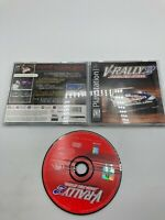 Sony PlayStation 1 PS1 CIB Complete Tested Need for Speed: V-Rally 2