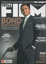TOTAL FILM MAGAZINE  NOVEMBER 2008  ISSUE 147  BOND GOES  ROGUE   LS