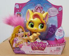 Disney Princess Palace Pets Summer & Wildflower Set of 2 Talking & Singing Toy