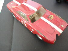 Rare Dodge Charger General Lee 1969, Dukes of Hazzard Electric Track car 1970's