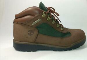 "Timberland #6937M Boots ""Beef and Broccoli"" Green/Brown US Men's Size  6"