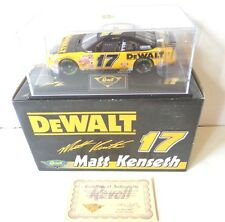 New Matt Kenseth 1999 Dewalt 1/24 Scale Diecast Car Revell Collection 1/3508