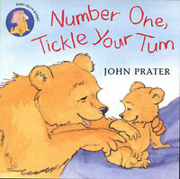 Number One, Tickle Your Tum (Baby Bear Books) John Prater Very Good Book