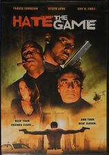 HATE the GAME (2004) Keep Your Friends Close...And Your Heat Closer SEALED DVD