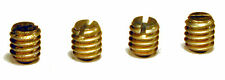 "1/4-20 x 5/16"" Set screw, headless slotted set screw - 36 pcs"