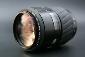 MINOLTA  AF Zoom Lens  100-300mm f/4.5 -5.6  - For Sony A mount