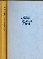 Albert Mähl, Das feurige Lied, Buch der Kameradschaft, ill Husmann, Broschek '37