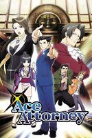 ACE ATTORNEY - KEY ART POSTER 24x36 - 34274