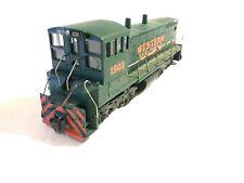 HO Train Locomotive Western Pacific 1503