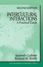Cross Cultural Research and Methodology Ser.: Intercultural Interactions : A...