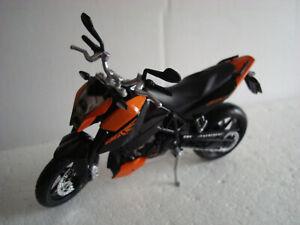 KTM 690 Duke Orange - 1:12 Maisto