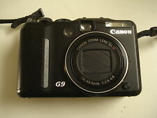 LikeNew Canon PowerShot G9 12MP Digital Camera