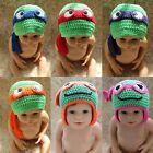 Wholesale Lot 10 Knit Cotton Newborn Baby Child Ninja Turtles Hat Photo Prop Hat