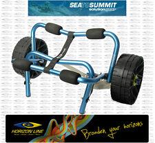 Solution Medium Canoe Kayak Blue Solid Wheel Trolley BEST ON THE MARKET Cart