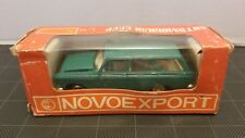 Novoexport 427 Model A4 CCCP Saratov Moskvitch Wagon Green 1:43 Soviet Die-Cast
