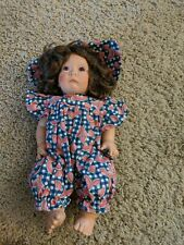 Marci Cohen Baby Doll Royal Vienna Collection Made By Lloyd Middleton Doll Co