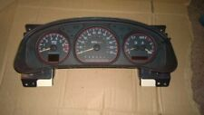 01 CHEVY MONTANA 2.4L AT SPEEDOMETER CLUSTER 273K OEM GUARANTEE CLU-123