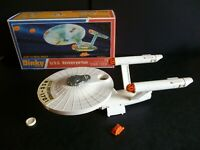 Dinky No.358 Star Trek USS Enterprise 1976 with Shuttle craft, Photon Torpedo