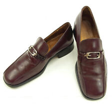 GUCCI Loafer GG Mens Authentic Used Y5099