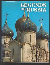 LEGENDS OF RUSSIA by Pola Weiss VGHBDJ 1980
