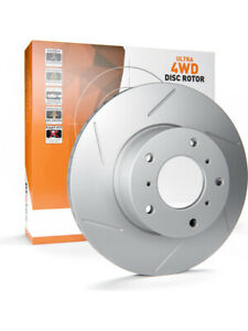 Protex Ultra 4WD Brake Rotor Left FOR HOLDEN RODEO RA (FDR12426HSL)