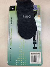 HEAD Kids Touchscreen Mittens Sensatec Dark Heather Gray Size XS Ages 2-4